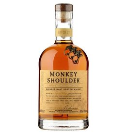 Monkey Shoulder Blended Scotch Whiskey 750ml