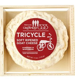 Creamery 333 Tricyle Soft Ripened Goat Cheese - 5 oz