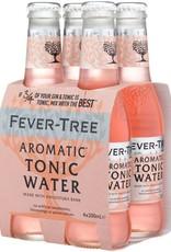 "Fever Tree ""Aromatic"" Tonic Water 4pk - 6.8oz"