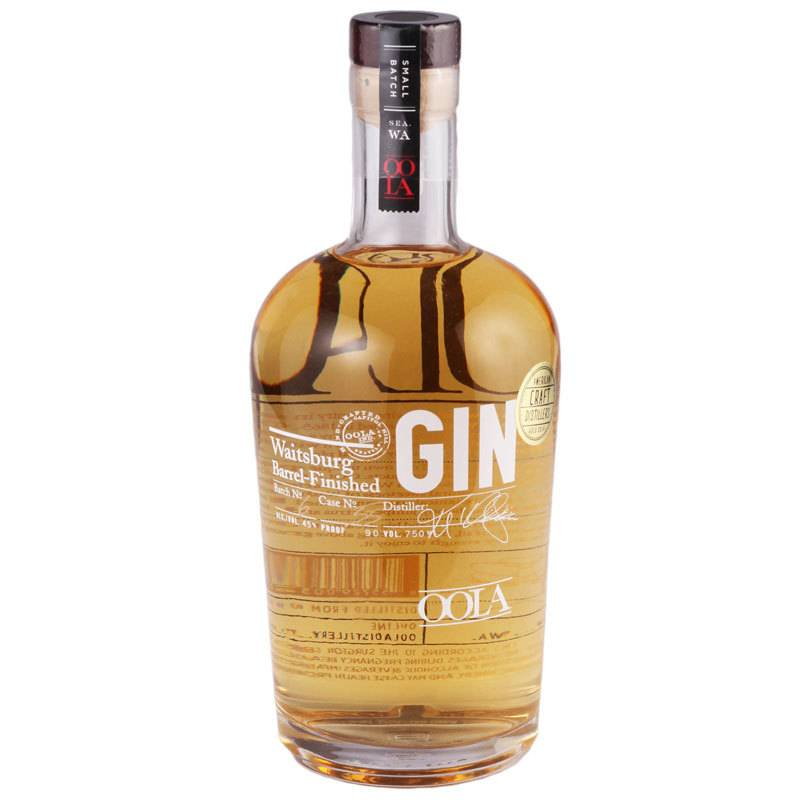 Oola Distillery Oola Barrel Finished Gin