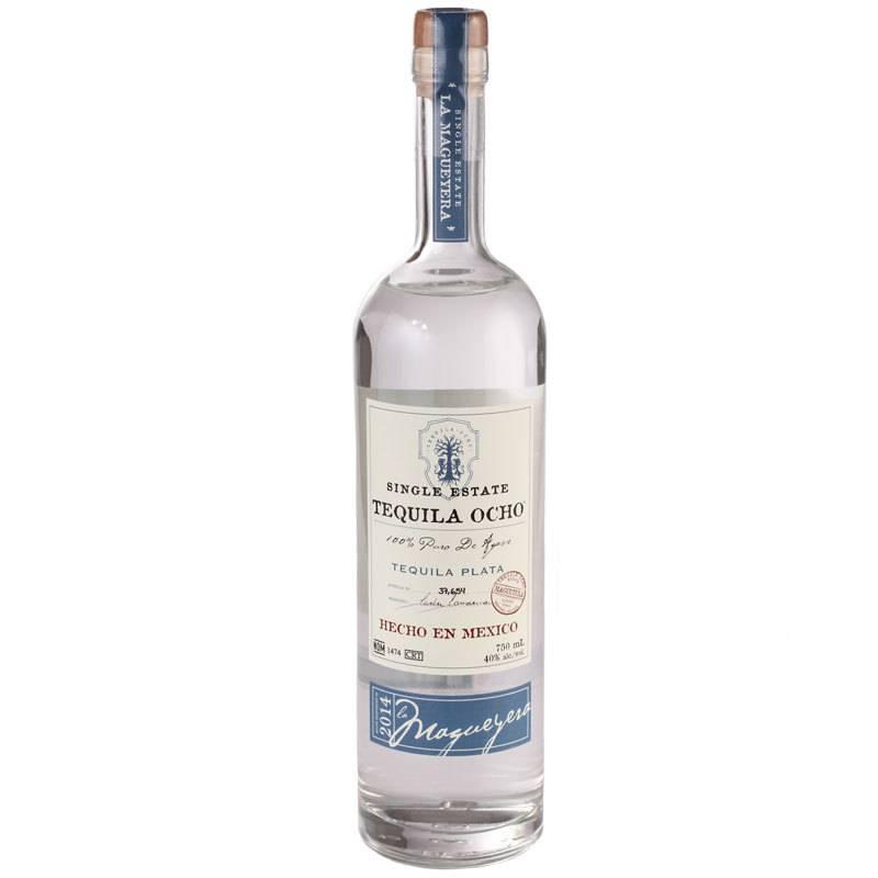 Tequila Ocho Plata