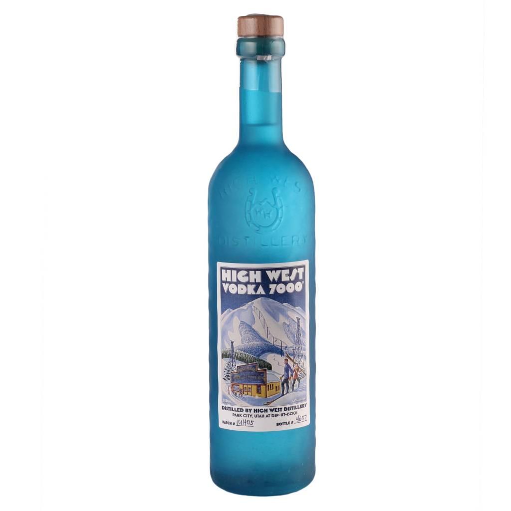 High West Oat Vodka 7000