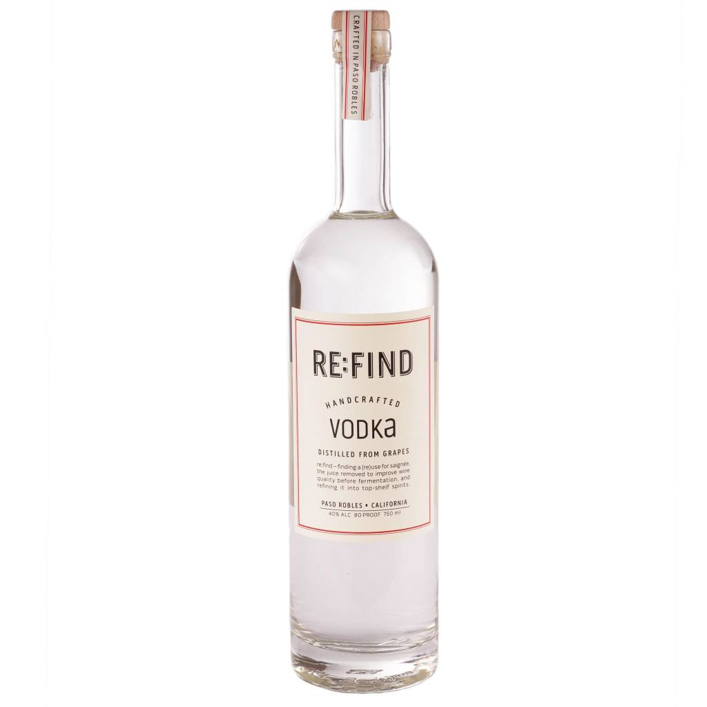 Re:Find Vodka