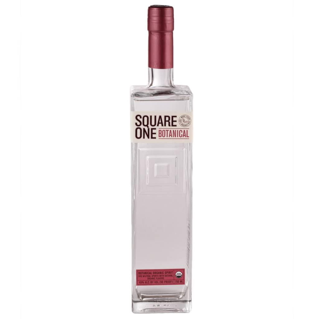 Square One Botanical Spirit