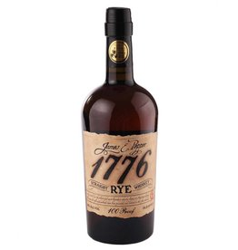 James E. Pepper 1776 Rye Whiskey