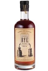 Sonoma Distilling Co. Rye Whiskey