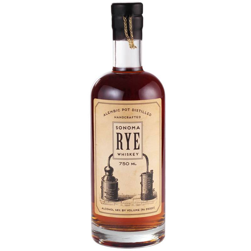Sonoma Distilling Co. Rye Whiskey