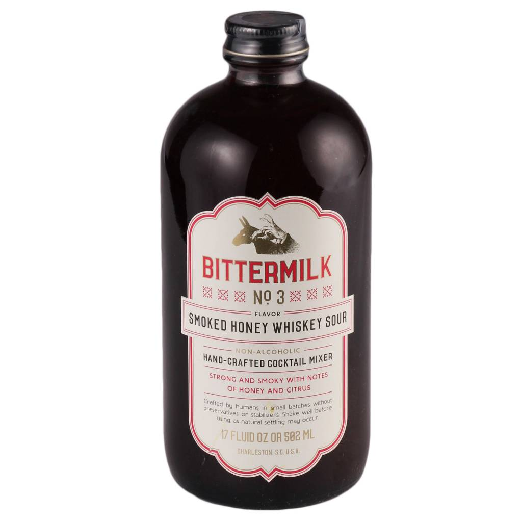 Bittermilk No. 3 Smoked Honey Whiskey Sour