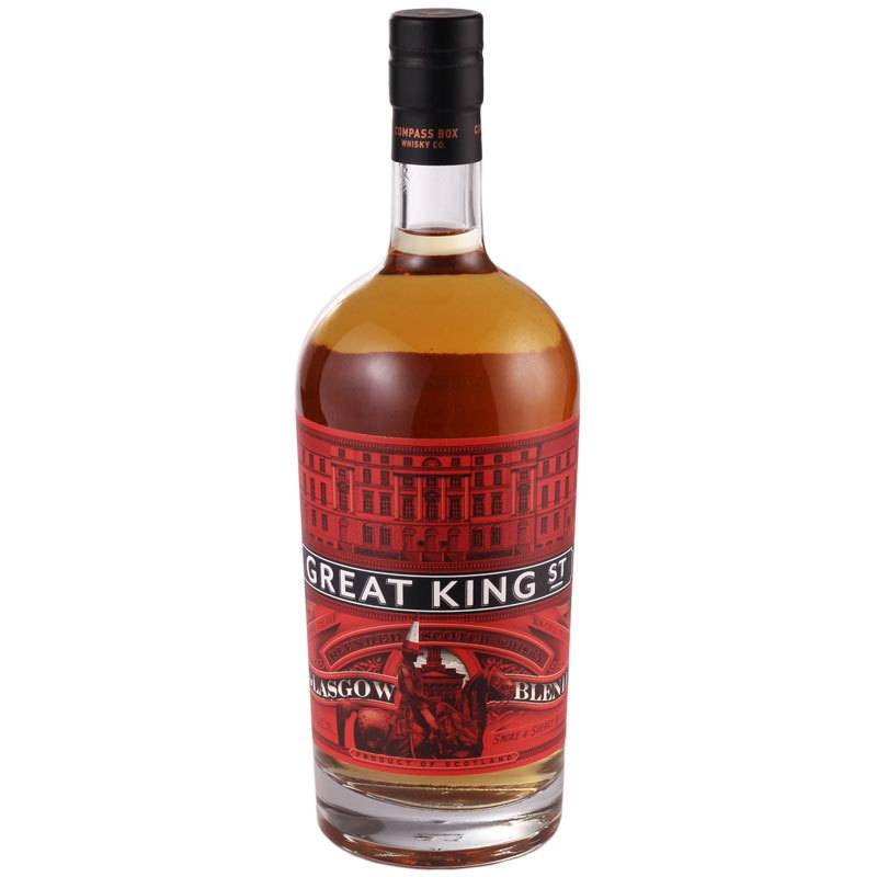 "Compass Box Great King St. ""Glasgow Blend"" Scotch Whisky"