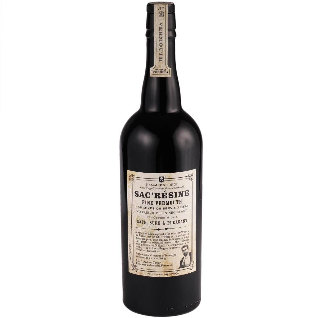Hammer & Tongs Sac'Resine Vermouth