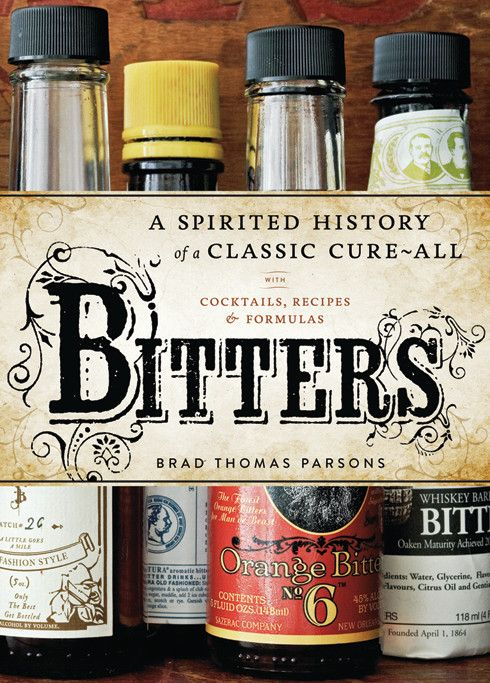 Bitters Book