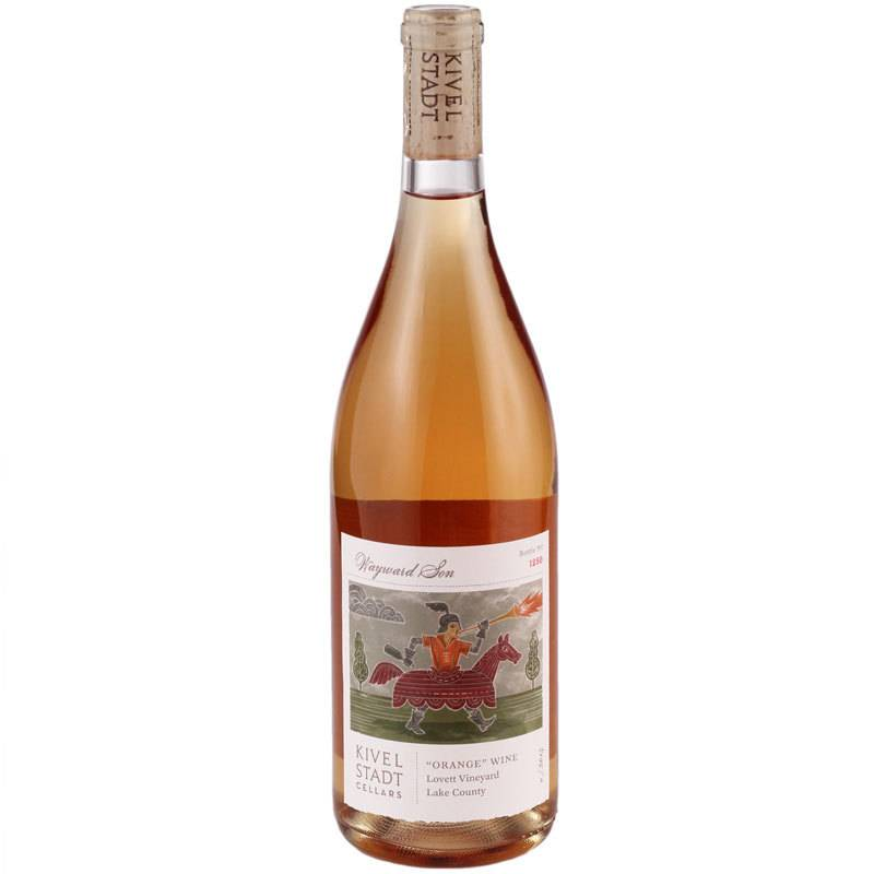 Kivel Stadt Cellars Kivelstadt Cellars 2014 Orange Wine - Wayward Son
