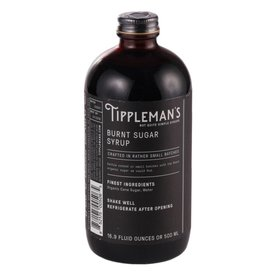 Tippleman's Burnt Sugar Syrup
