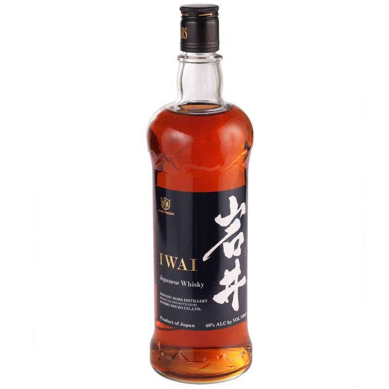 Mars Shinshu Iwai Japanese Whisky