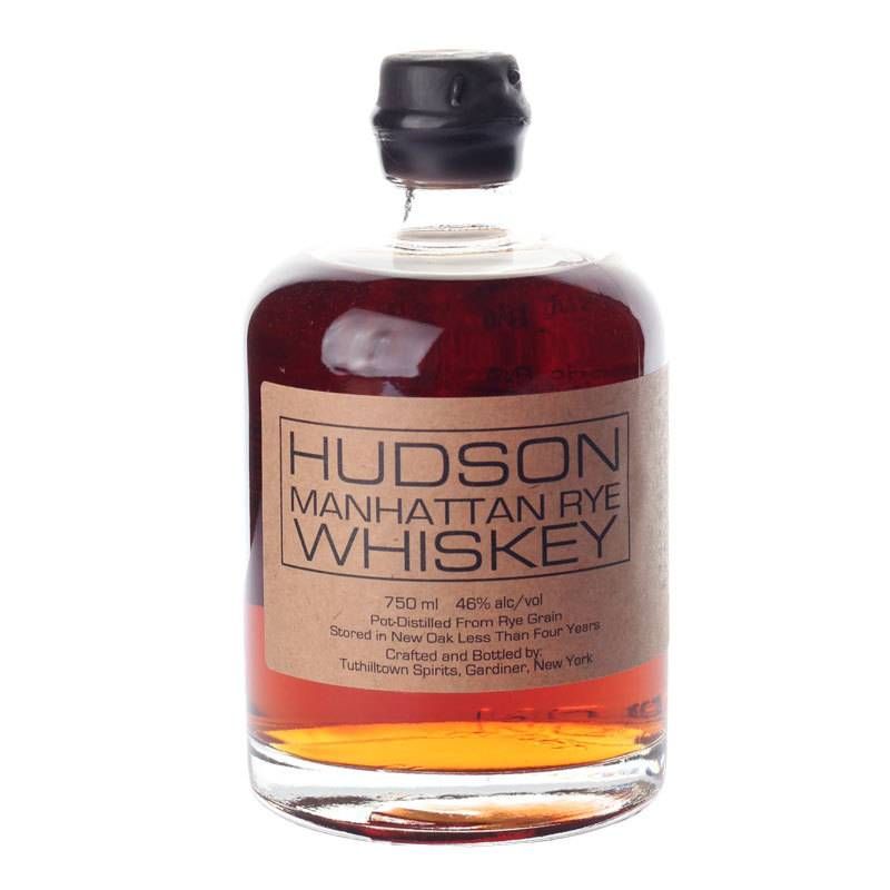 Hudson Manhattan Rye Whiskey 750ml