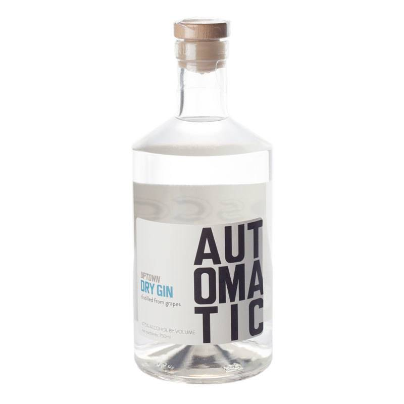 Oakland Spirits Automatic Uptown Dry Gin