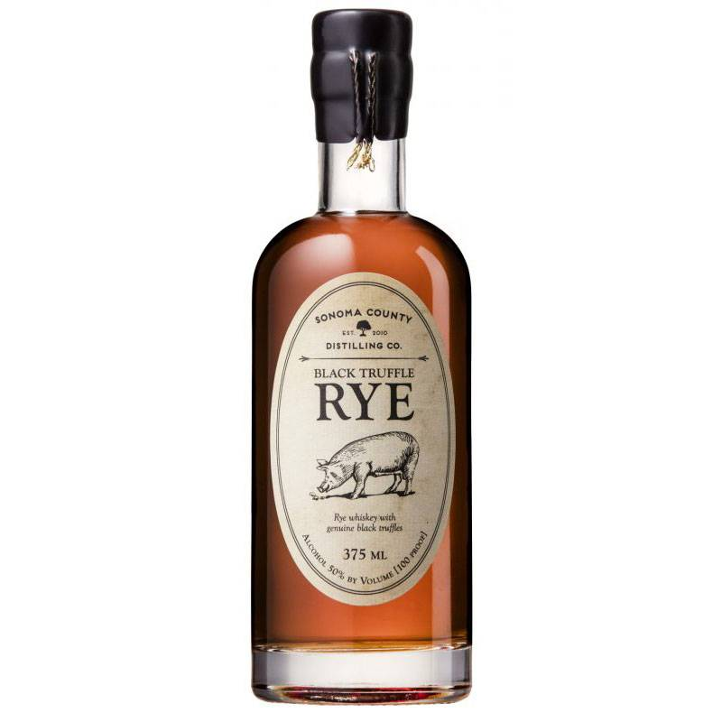Sonoma Distilling Black Truffle Rye