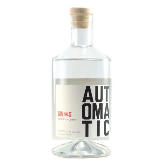 Oakland Spirits Automatic Gin no.5