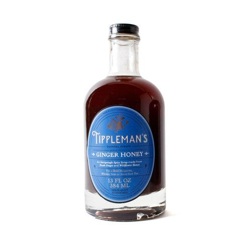 Tippleman's Ginger Honey Syrup