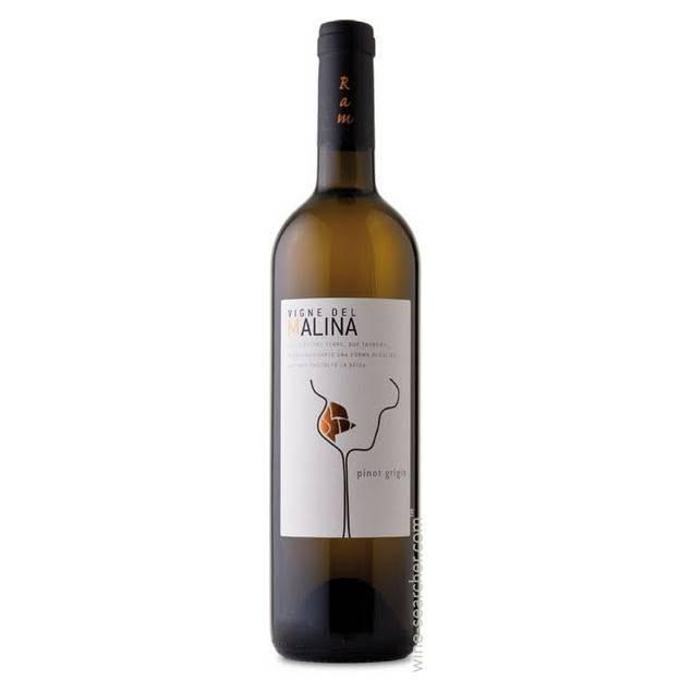 Vigne Del Malina 2009 'RAM' Pinot Grigio