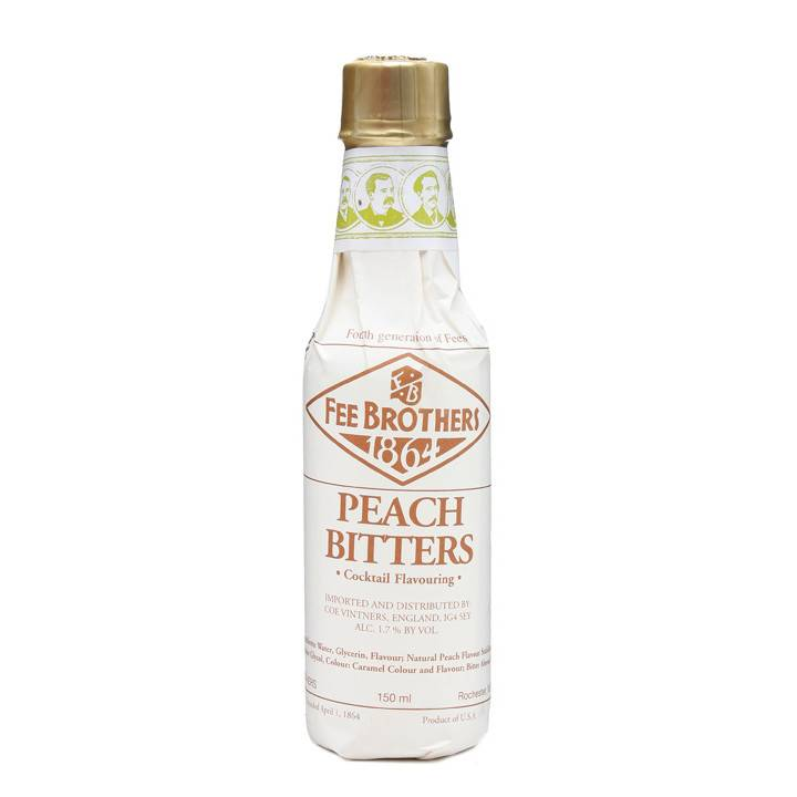 Fee Brothers Bitters Peach