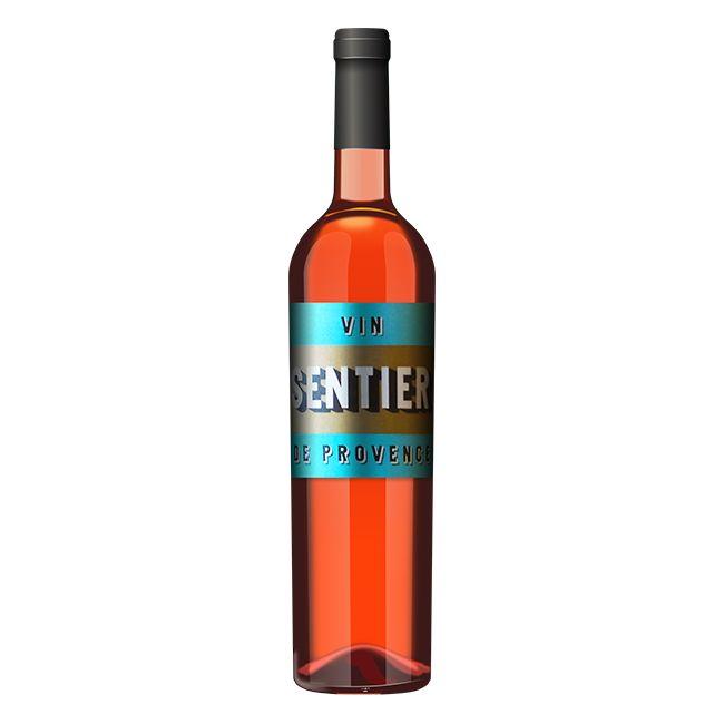 Vin Sentier 2016 Rose de Provence