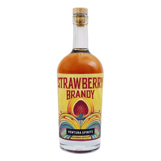 Ventura Spirits Strawberry Brandy