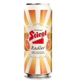 Stiegl Radler Grapefruit - 4 pack