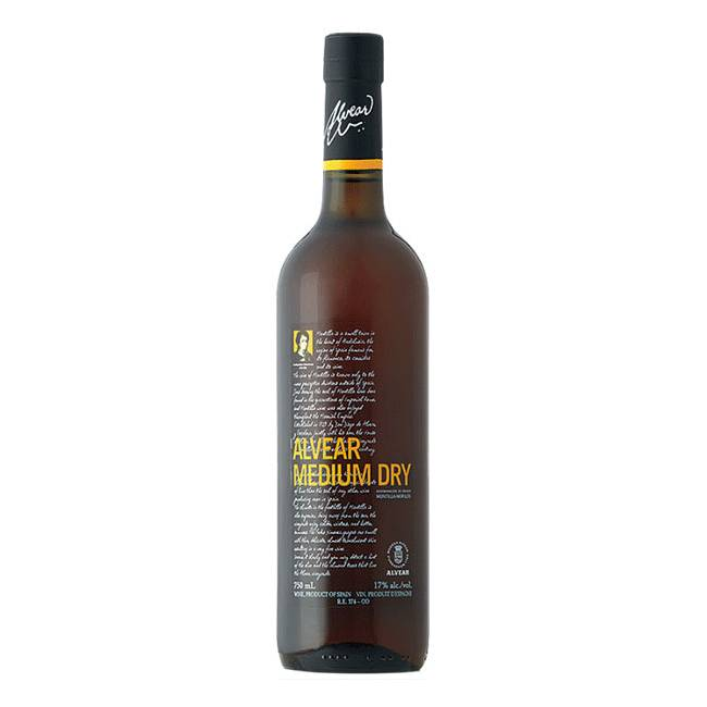 Alvear Medium Dry Sherry 750ml