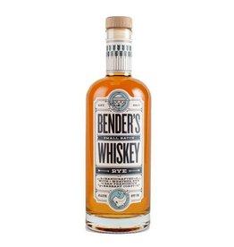 Bender's 7 Year Rye Whiskey