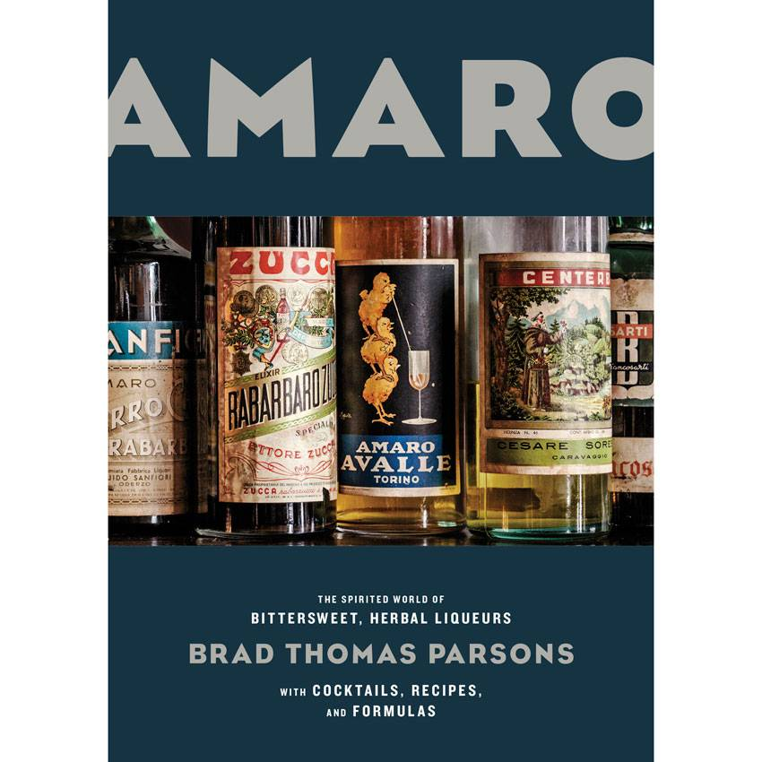 Amaro Cocktail Book