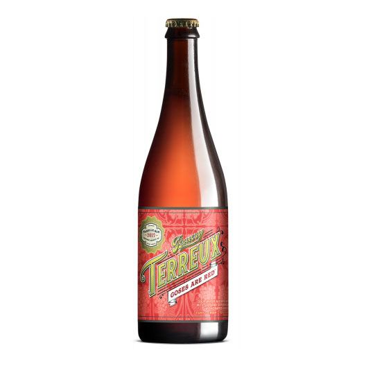 Bruery Terreux Goses Are Red