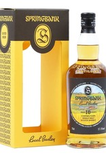 Springbank 10 Local Barley