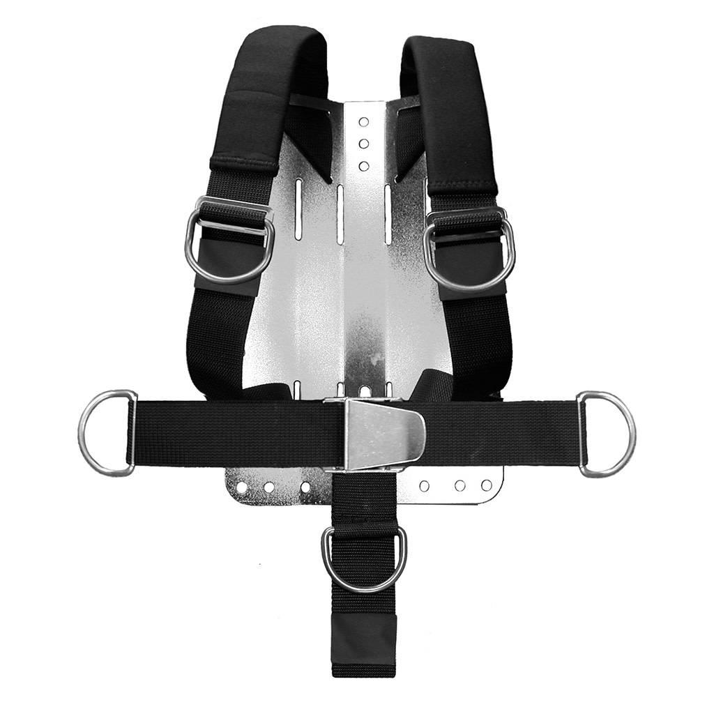 DLX One-Piece Webbed Harness