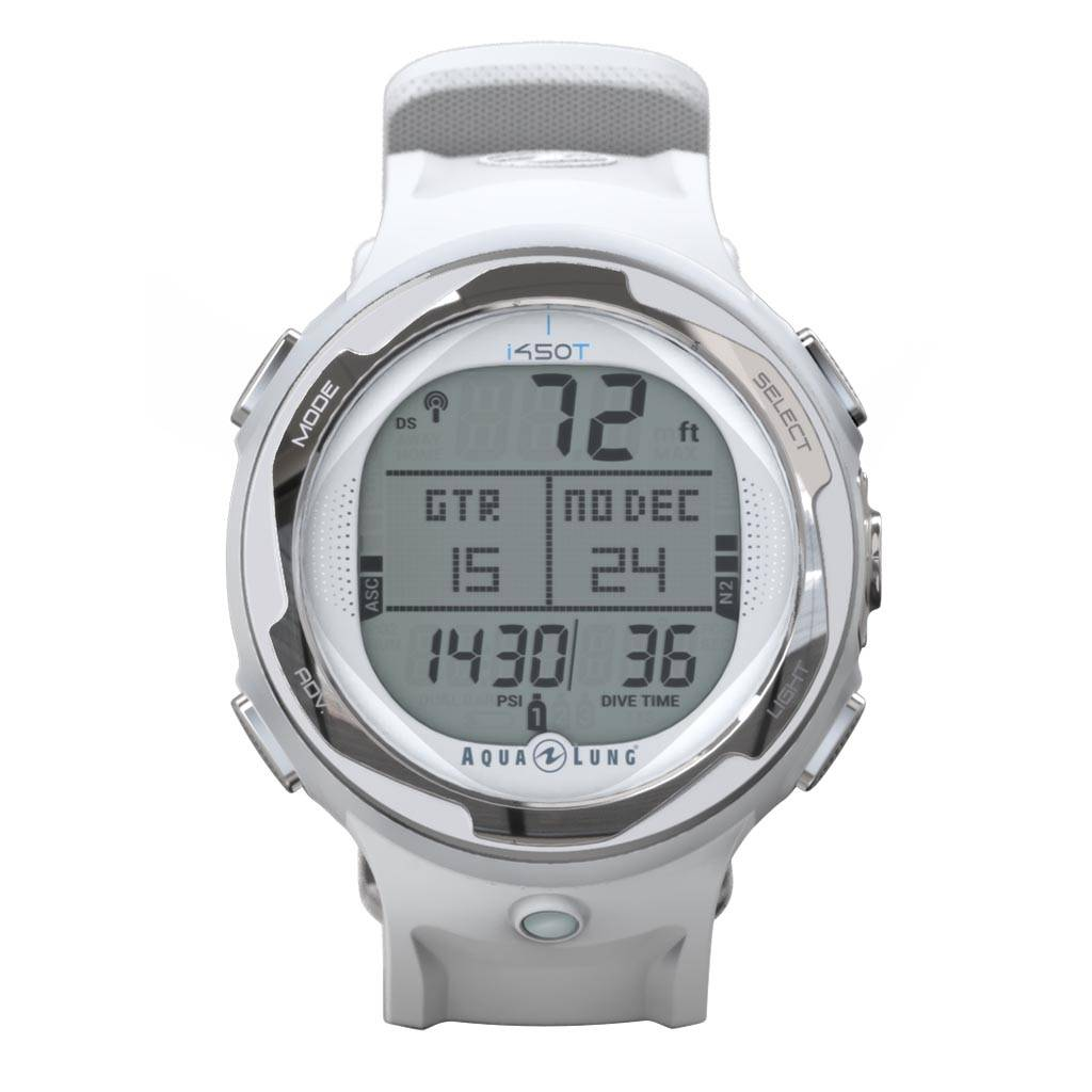 i450T watch Dive Computer