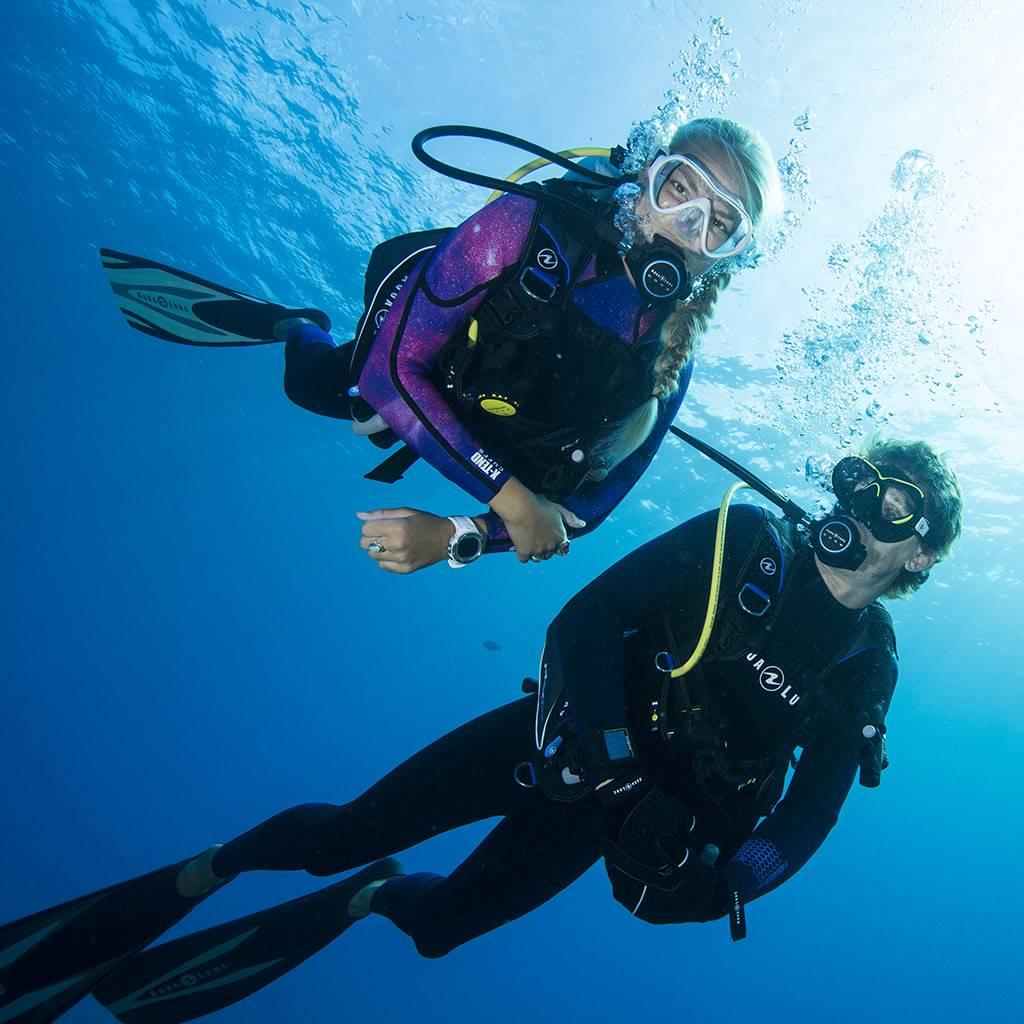 AquaFlex 3mm wetsuit for woman