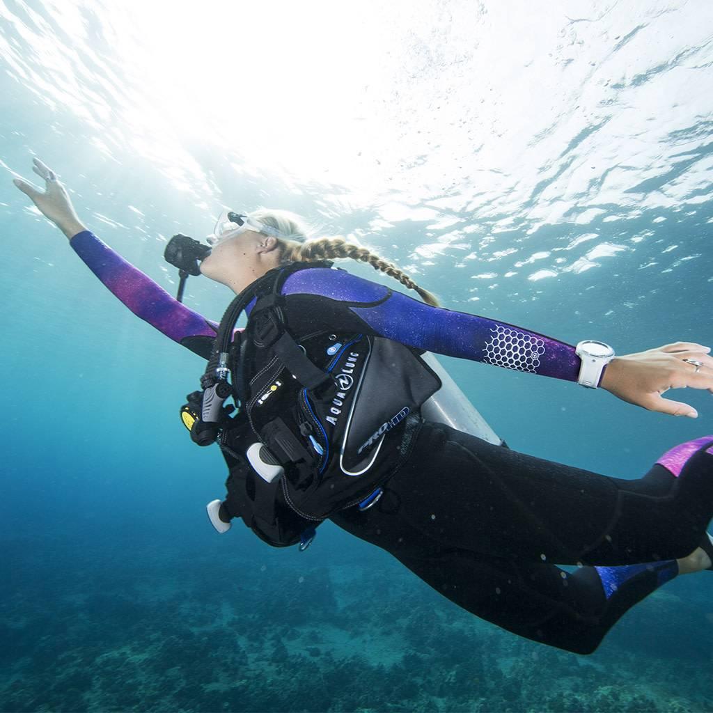 Combinaison AquaFlex 3mm pour femme