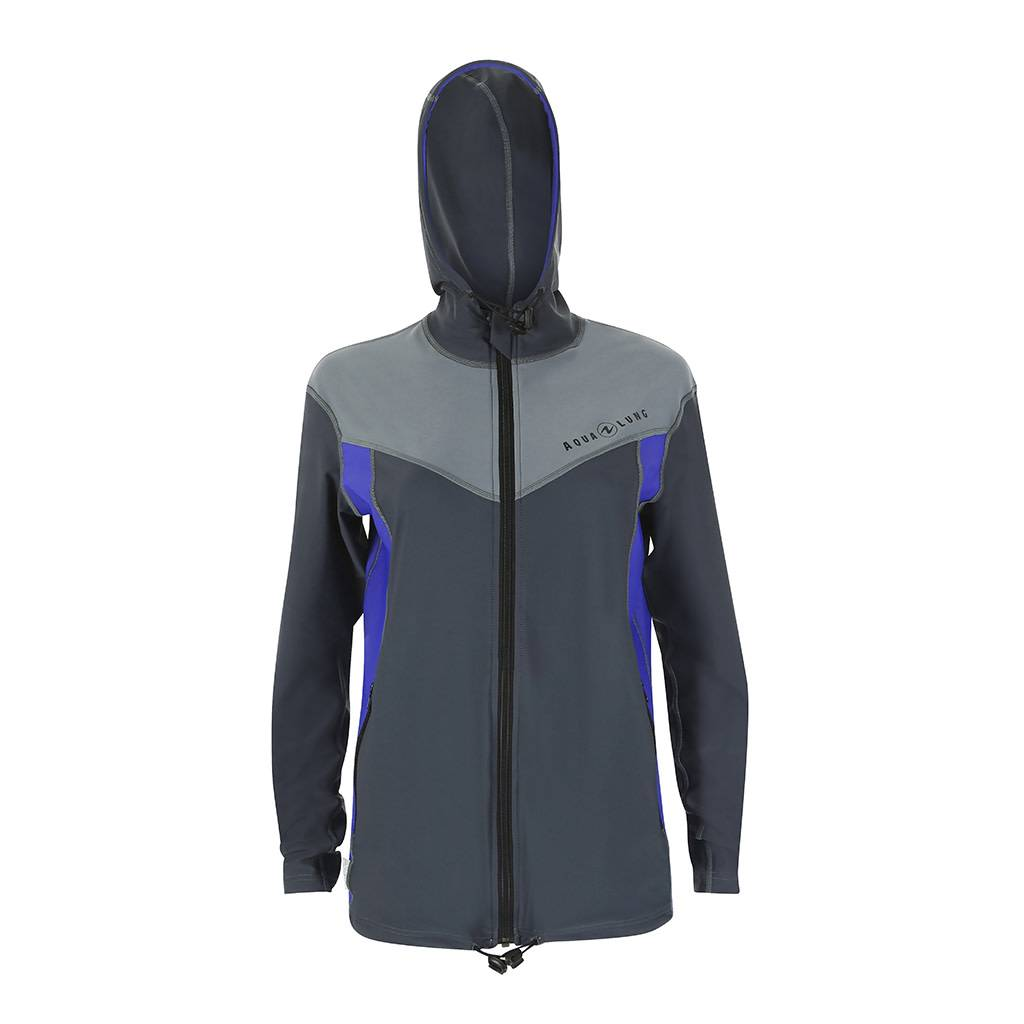 Jacket with Hood for Women's