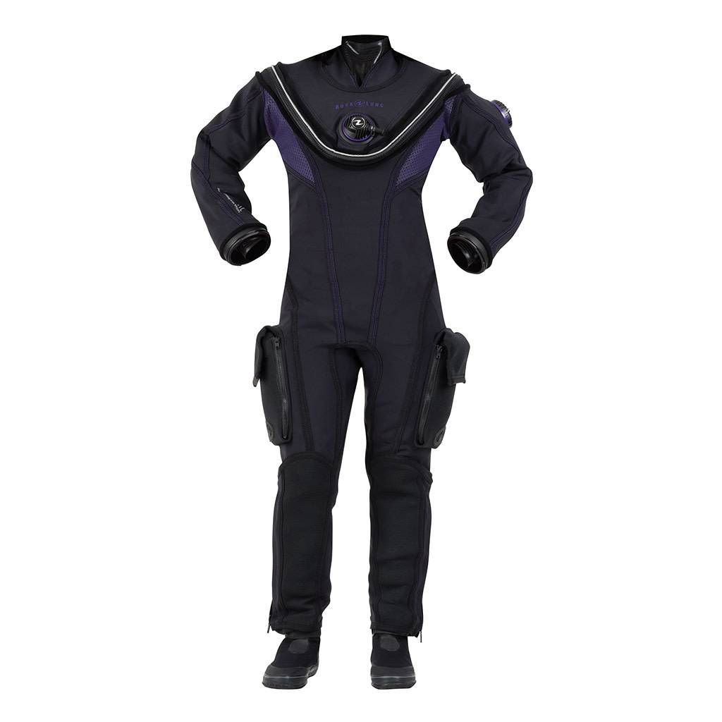 Drysuit Fusion Fit with AirCore