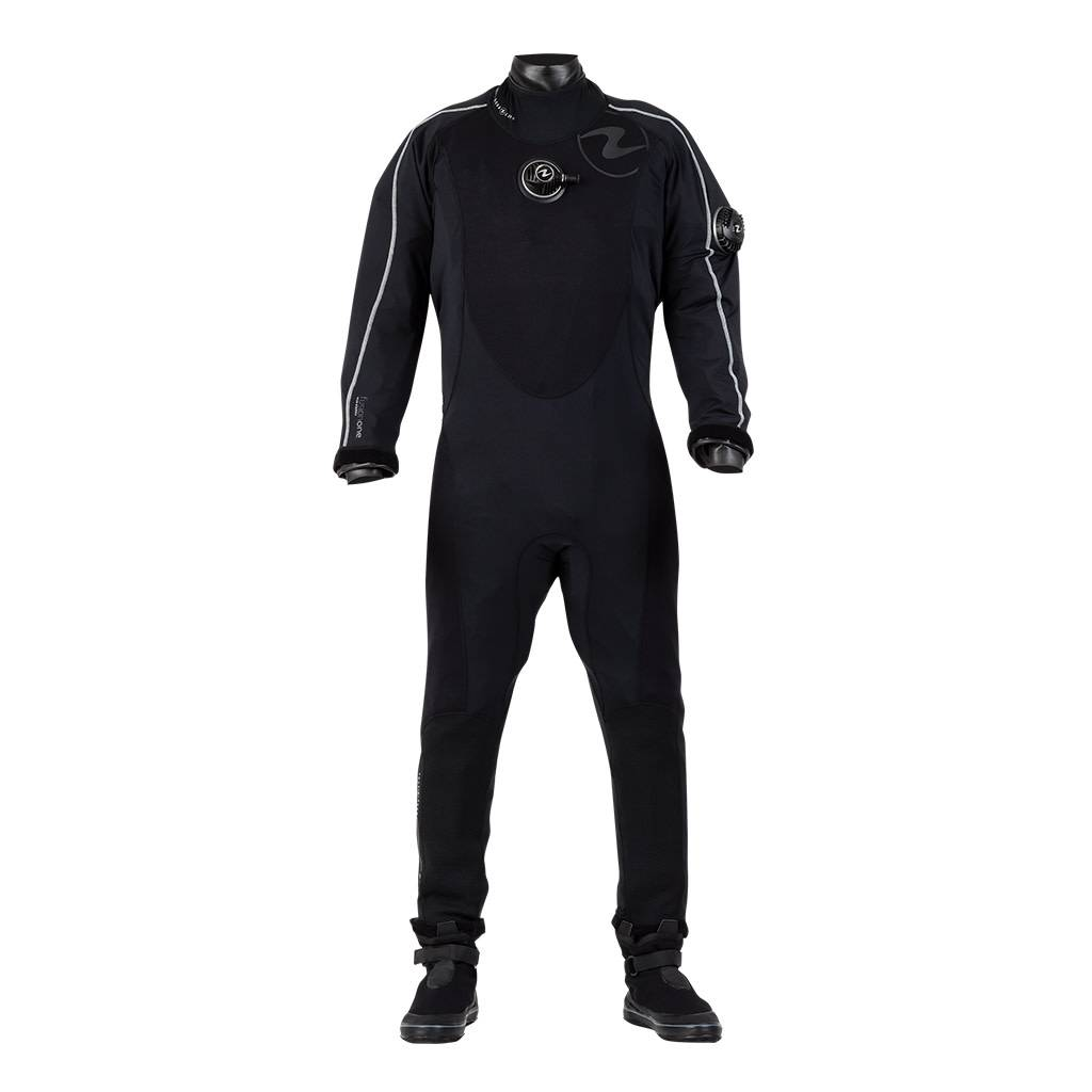 Fusion One Drysuit with DryCore