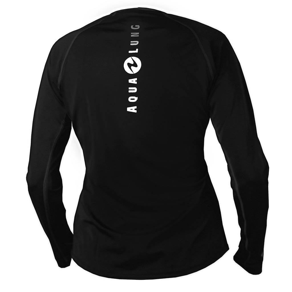 Loose Fit Women's Rashguard Long Sleeve