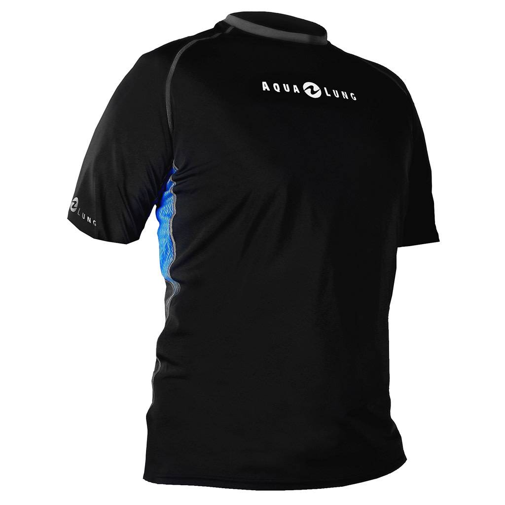 Loose Fit Rashguard Men's Short Sleeve