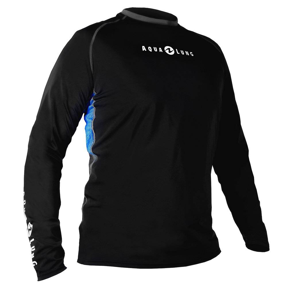 Loose Fit Rashguard Men's Long Sleeve