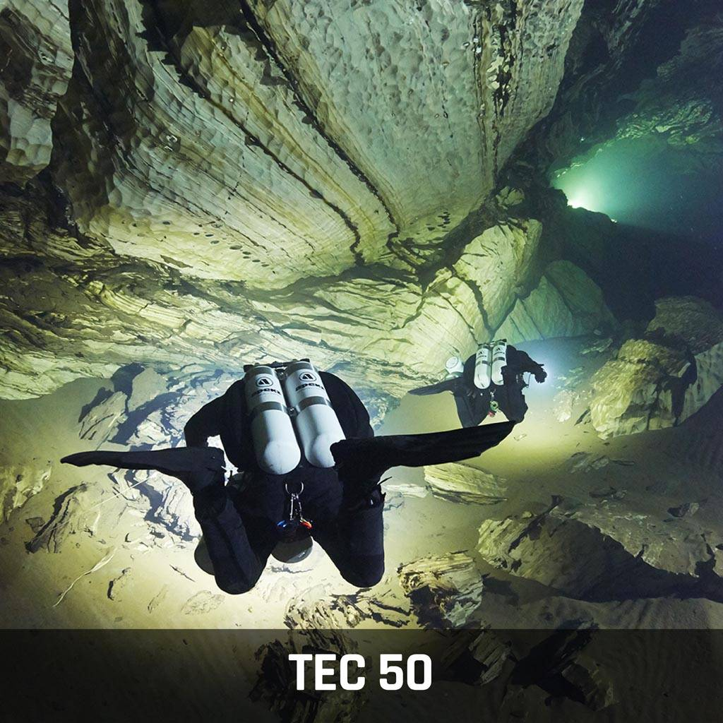 Tec 50 Technical Diver Course