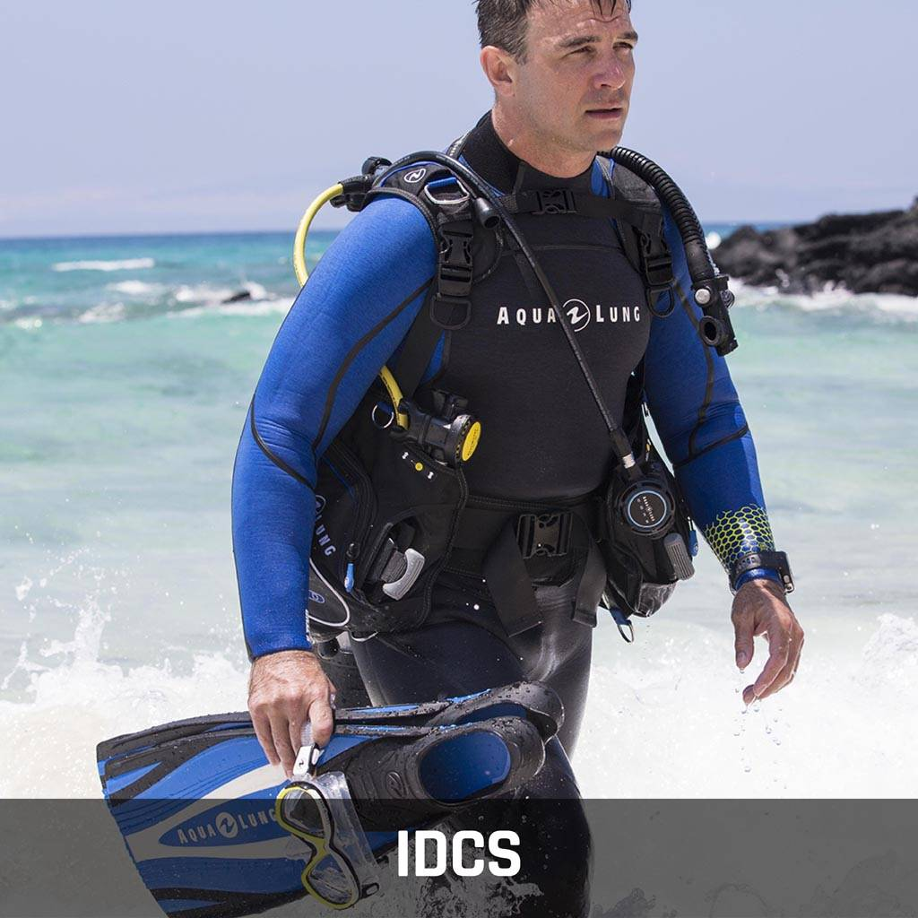 PADI IDC Staff Instructor Course