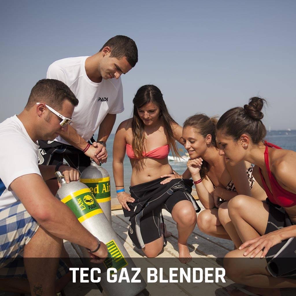 Gaz Blender Course