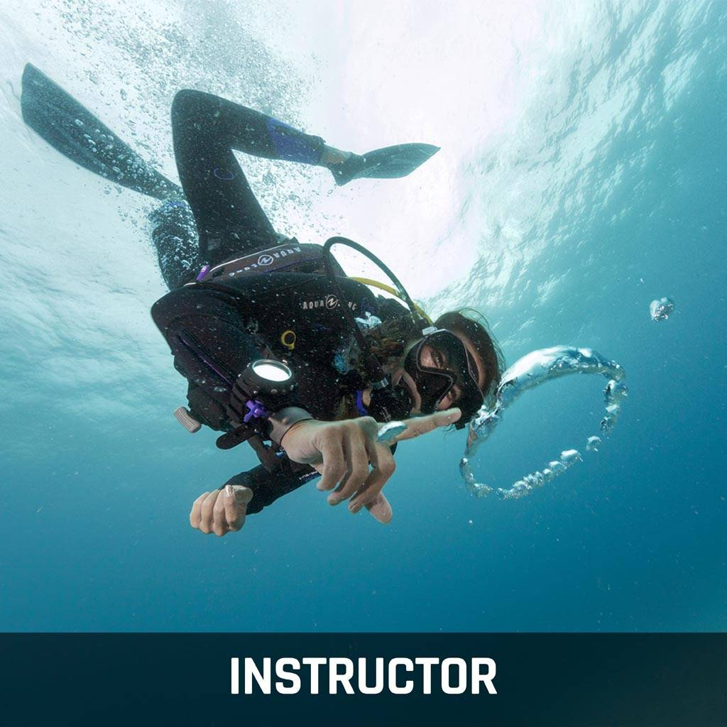PADI Scuba Instructor Development Course (IDC)