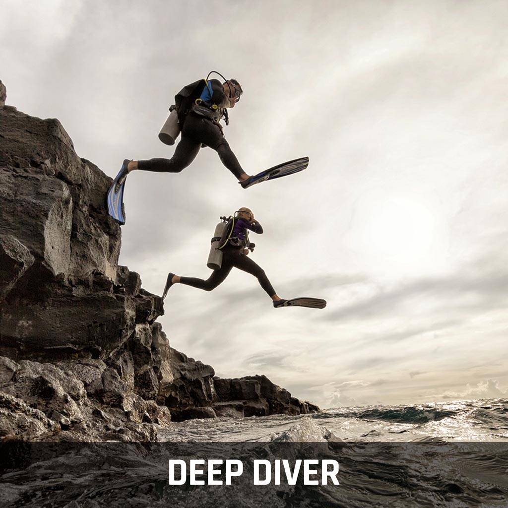 Formation spécialité plongée profonde
