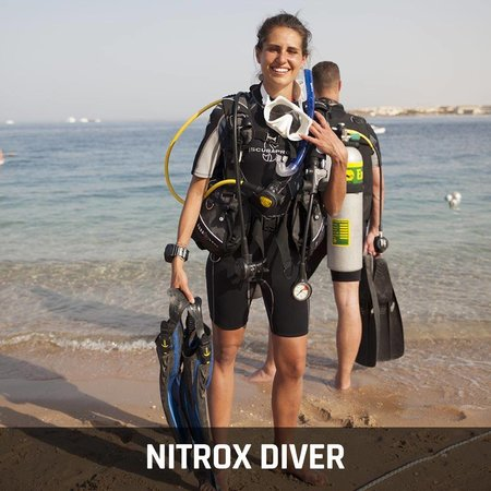 "Enriched Air ""Nitrox"" Diver"