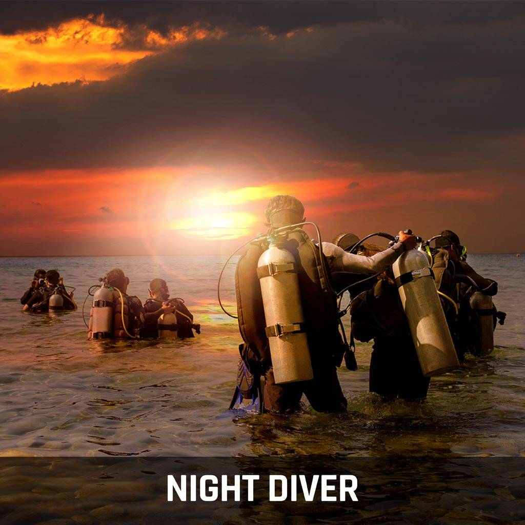 Night Diver Speciality Course
